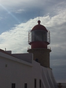 The lighthouse at the end of the earth